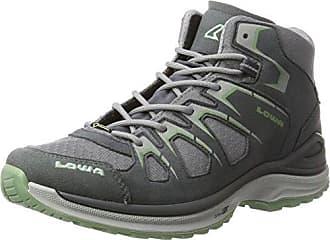 Lowa Damen Ferrox Evo GTX Lo Trekking-& Wanderstiefel, Schwarz (Schwarz/Sage 9915), 40 EU