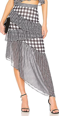Button Up Midi Skirt in White. - size XS (also in M,S,XL,XXS) LPA