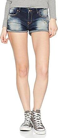 LTB Jeans Jeans Becky X, Bañador para Mujer, Blanco (White Daisy 50659), 38 ES(Talla del Fabricante: Small)
