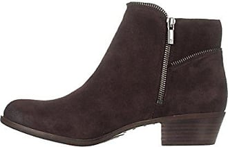 Frauen Basel Pumps Rund Leder Western Stiefel Rot Groesse 6.5 US/37.5 EU Lucky Brand nNAeLhNUVd