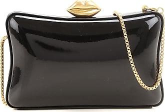 Wallet for Women, Jonathan Calugi For Lulu Guinness, White, Patent, 2017, One size Lulu Guinness