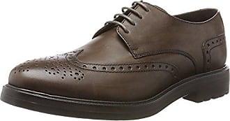 Lumberjack Hombre Zapatos Brogue Marrón Size: 44 EU pLri7iO6