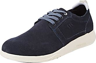 Lumberjack Herren Wolf Low-Top, Blau (Navy Blue CC001), 41 EU