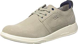Lumberjack Wolf, Sneaker Uomo, Grigio (Dk Grey-008M54), 46 EU