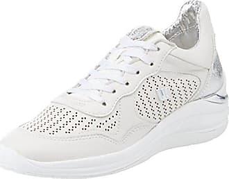 Like, Zapatillas para Mujer, Blanco (White CA001), 40 EU Lumberjack