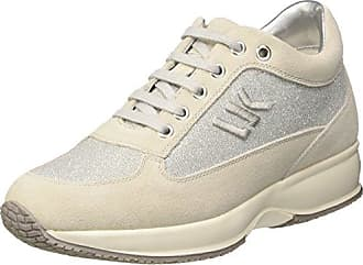 Kym, Zapatillas para Mujer, Blanco (White/Quartz M0713), 35 EU Lumberjack