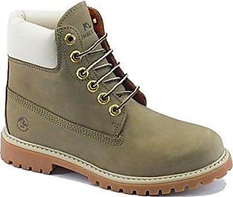 Lumberjack Damen River Desert Boots, Avorio (Cream/White), 38 EU