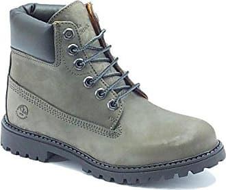 Beat SW00401-001 DK Grey, Damen Stiefel & Stiefeletten Grau Grigio, Grau - Dk Grey - Größe: 41 Lumberjack