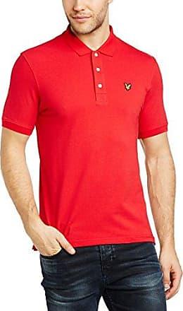 Tour Pique Shirt, Polo para Hombre, Red (Pavilion Red U50), Medium Lyle & Scott