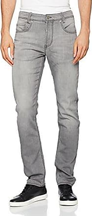 Jogn Jeans, Vaqueros Slim para Hombre, Negro (Black H896), 31W x 32L MAC