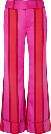 Pants for Women On Sale, Pink, Silk, 2017, Universal size Vivienne Westwood