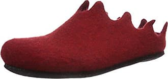 Ve 721, Chaussons femme - Rouge (823 Rubin), 38 EUMagicfelt
