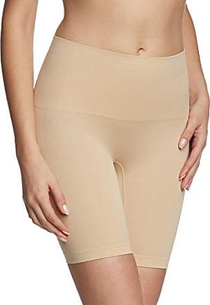 Maidenform 2058 - Faja moldeadora para mujer, color beige (paris nude wr9), talla 44