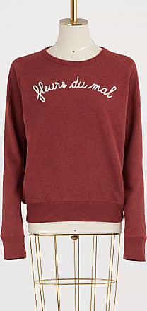 Best Choice Maison Labiche Nouvelle Vague cotton sweatshirt For Sale Cheap Price From China With Paypal Cheap Price Buy Cheap Real HUuXVv