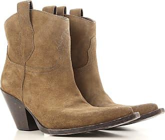 Sandals for Women On Sale, Mud, suede, 2017, 3.5 4 4.5 5.5 6 Maison Martin Margiela