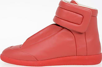 MM22 Leather High Sneakers Spring/summer Maison Martin Margiela Kgmx8nMs1M