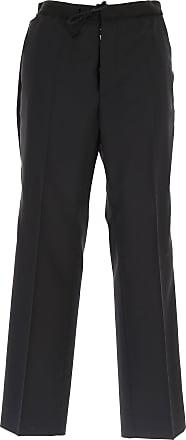 Pants for Women On Sale, Black, polyester, 2017, 28 30 Maison Martin Margiela
