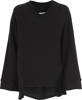 Shirt for Women On Sale, Black, Cotton, 2017, 10 12 Maison Martin Margiela