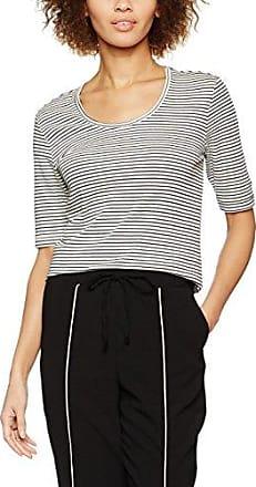 Scotch & Soda Maison S/s tee Allover Printed, Camiseta para Mujer, Multicolor (Combo F 22), Medium