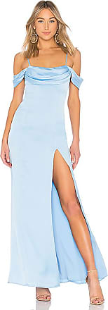 Jane Gown in Baby Blue. - size M (also in L,S,XL,XS,XXS) Majorelle London