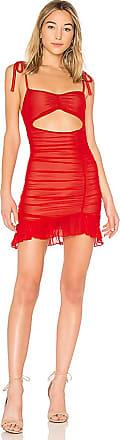 Leticia Romper in Red. - size M (also in L,S,XS) Majorelle London
