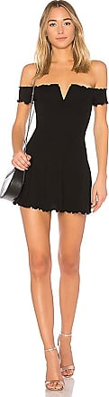 Ophelia Dress in Black. - size L (also in M,S,XL,XS,XXS) Majorelle London