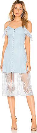 Hera Dress in Blue. - size L (also in M,S,XL,XXS) Majorelle London