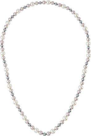 Majorica Plume Multi-Pearl Necklace eWgjX