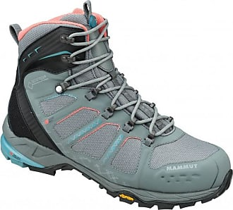 Mammut Damen T Aenergy High Gtx Trekking-& Wanderstiefel, Grau (Grey/Dark Air 000), 40 EU