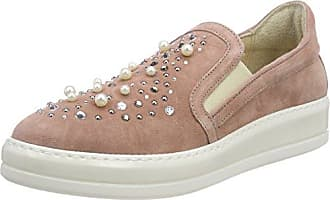 Rodi - Sneaker Alte Donna, Bianco (Weiß (Bianco+Bianco+Bianco+Platino+Platino)), 39 Manas