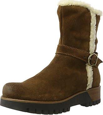 MANAS Damen St.Jean Desert Boots, Braun (T.Moro), 37 EU