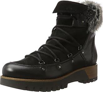 Aspen - Zapatos de Vestir Brogues Mujer, Color Negro, Talla 39 Manas