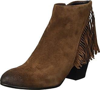 162M4604PNQ, Desert Boots Femme, Noir (Nero), 38 EUManas