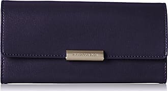 Mellow Leather Portafoglio, Womens Wallet, Schwarz (Nero), 2x10x19 cm (B x H T) Mandarina Duck
