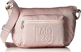 Md20 Minuteria, Womens Shoulder Bag, Pink (Miaty Rose), 4x19x28.5 cm (B x H T) Mandarina Duck
