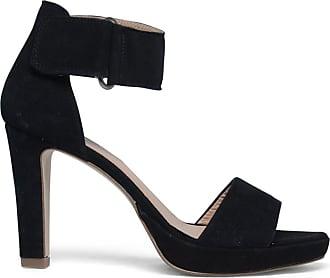 Schwarze Sandaletten mit Flammen (37,38,39,40,41,42)