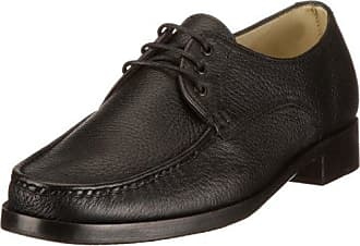 Manz Mali - Zapatos de cordones, color Testa Di Moro 187, talla 44