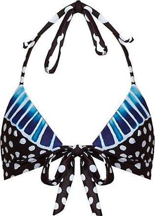 Mara Hoffman Haut de bikini dos-nu imprimé Samba Blue Offre Boutique Pas Cher Jeu Prix Incroyable Livraison Gratuite Geniue Stockiste vGEnkawO