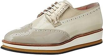 HB SC.16 L24, Zapatos de Cordones Oxford para Mujer, Multicolor (Pink 241), 36 EU Marc Cain