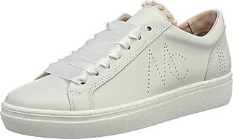 Marc Cain Damen GB SH.12 L30 Sneaker, Schwarz (Black), 38 EU