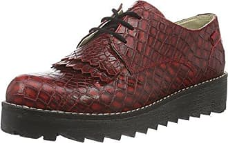Marston - Zapatos Derby Hombre, Color Negro, Talla 45 Kurt Geiger