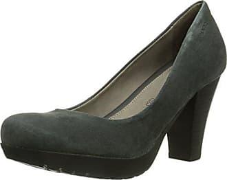 Marc Shoes Elba, Damen Pumps, Schwarz (100 black), 40 EU (6.5 Damen UK)