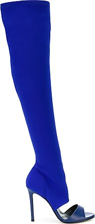Marc Ellis Dessiree Ouvert Bottes Orteils - Bleu 6J1qtkFrJX