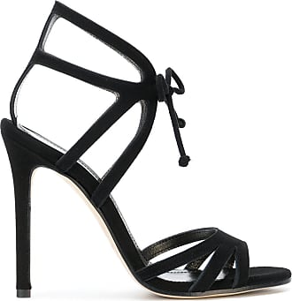 Sandals for Women On Sale, Emerald, Patent Leather, 2017, 2.5 3.5 Marc Ellis