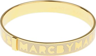 Marc Jacobs Bracelet for Women, Lilac, Elastic, 2017, One Size