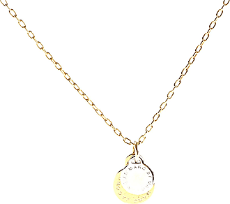 Marc Jacobs Necklaces, Yellow Gold, Stainless Steel, 2017, One Size