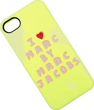 Marc Jacobs Iphone 5 - 5s, Iphone 5 Et 5s Cas, Rose, Caoutchouc, 2017, Une Taille,