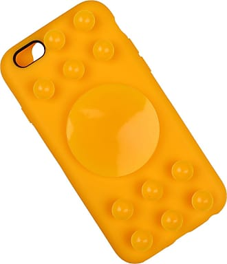 iPhone 6 - 6S, Iphone 6 Holder, Orange, PVC, 2017, One size Marc Jacobs