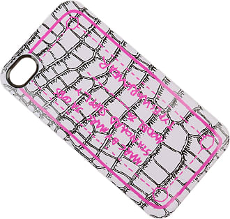 iPhone Cases On Sale in Outlet, Fluo Pink, plastic, 2017, One size Marc Jacobs