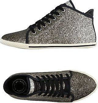 Slip on Sneakers for Women On Sale, Blue, Patent, 2017, 3.5 5.5 8.5 Marc Jacobs